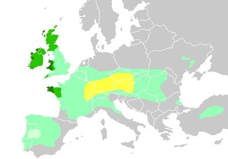 Celts in Europe