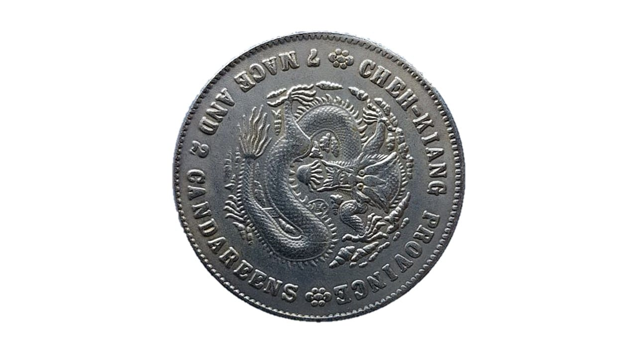 Chinese Dragon Dollar